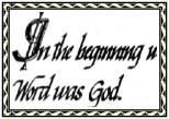 John' Gospel