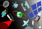 Satellite Compilation Graphic