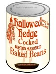 Hallowed Hedge baked beans