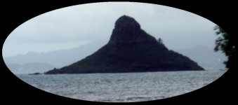 Chinaman's Hat, HI