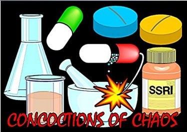 SSRI conconctions
