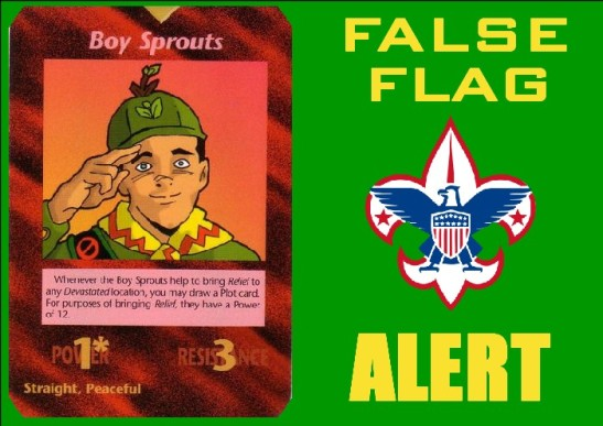 National Scout Jamboree 2013 False Flag Insider Warning. Nevada Governor 2014 David Lory VanDerBeek