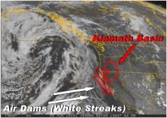 Klamath Air Dams