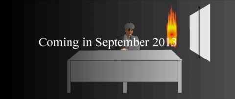 Coming in September 2013 Advertisement