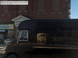 UPS is heavily involved in the vehicular stalking and covert warfare as well as a major player in the Illuminati.