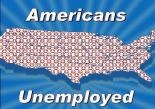 Americans Unemployed Map