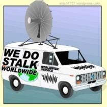 We Do Stalk Worldwide Van