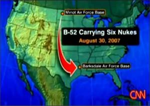 B52-nukes-Stolen.Minot, ND