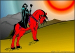 The Red Horse of Revelation