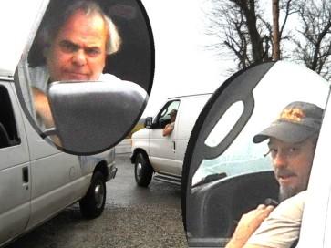 White Van Gang Stalkers