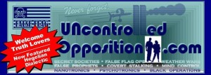 Uncontrolled Opposition Group Banner Link