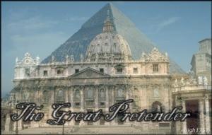 Vatican/Giza Pyramid