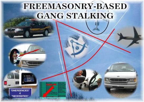 Freemasonry-driven Gang Stalking
