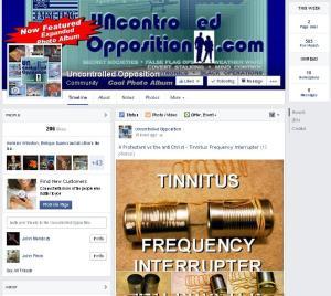 Facebook-Page-tinnitus