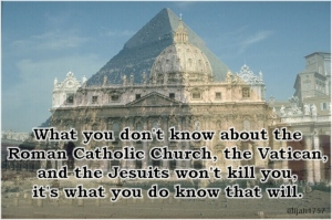 What you don't know about the Jesuits
