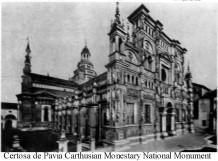 Certosa-de-Pavia-Carthusian-Monestary