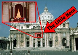 little horn papacy antiChrist