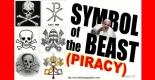 Beast symbol of Papacy is Piracy
