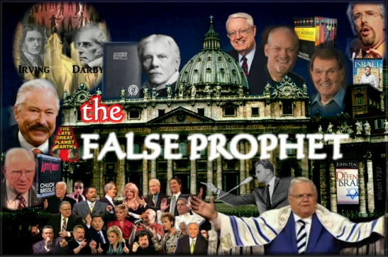 the false prophet of Rome