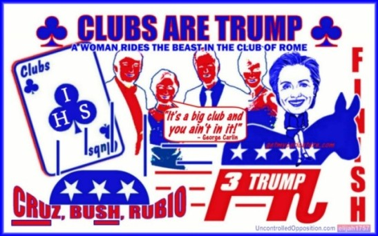 clubs are trump clinton wins