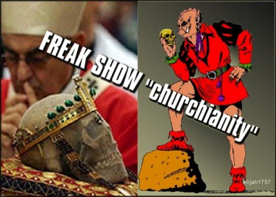 freak show preacher