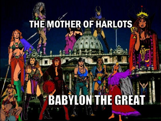 Mother of Harlots and Her Daughters